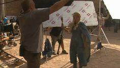 Vídeo mostra os bastidores da 3ª temporada de 'Game of Thrones':  http://rollingstone.com.br/video/igame-thronesi-bastidores/
