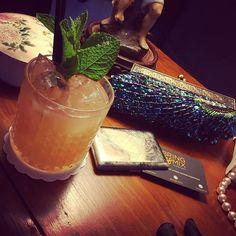Thirsty yet? It's beverage o'clock!  #bringandmix #southampton #winchester #mint #gin #cocktails #vodka #friday #friyay #tgif #weekend #drinking #speakeasy
