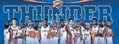 Oklahoma City Thunder 2012