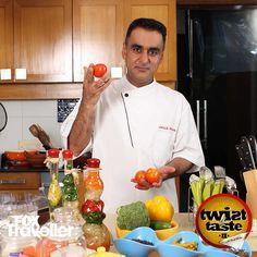 Unique Recipes and Amazing Twists