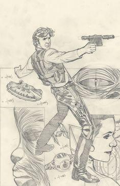 Star Wars - Rebel Heist #1 by Adam Hughes ✤ || CHARACTER DESIGN REFERENCES | キャラクターデザイン | çizgi film • Find more at https://www.facebook.com/CharacterDesignReferences & http://www.pinterest.com/characterdesigh if you're looking for: bandes dessinées, dessin animé #animation #banda #desenhada #toons #manga #BD #historieta #sketch #how #to #draw #strip #fumetto #settei #fumetti #manhwa #anime #cartoni #animati #comics #cartoon || ✤