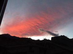 Atardecer 13/05/2014