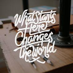 Typography Mania