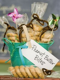 Peanut Butter Bites | Never Fail Bake Sale Recipes from Gooseberry Patch