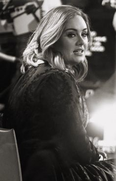 Adele at the 'Today Show' studios in NYC