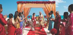 The amazing Dulha & Dulhan Wedding Package is waiting for you at Secrets Resorts! Indian Destination Wedding, Destination Wedding Inspiration, Destination Wedding Planner, Dreams Tulum Resort, Dreams Resorts, Asian Inspired Wedding, South Asian Wedding, Unique Honeymoon Destinations, Cancun Wedding