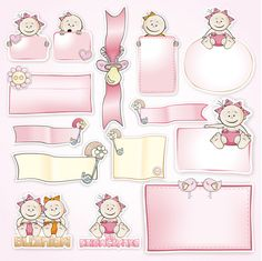 lespassionscreativesdemarie - Page 158 Clipart Baby, Baby Shower Clipart, Baby Scrapbook, Scrapbook Albums, Baby Pictures, Baby Photos, Book Bebe, Baby Journal, Baby Clip Art