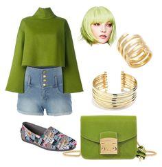 My way by nicoleta-girovanu on Polyvore featuring polyvore мода style Bally LE3NO Skechers Furla Belk Silverworks Jennifer Zeuner fashion clothing