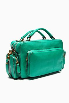 orissa leather satchel