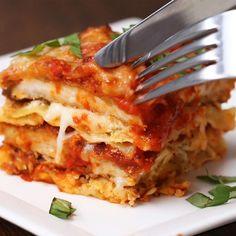 Chicken Parm Lasagna Recipe by Tasty