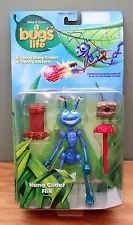 Disney Pixar A Bug's Life Hang Glider Flik Figure 1998 MATTEL New
