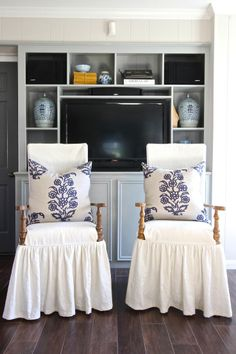 Great slips and Lacefield Pillows hollymathisinteriorsstinsontvwall