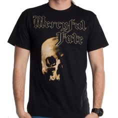 OFFICIAL ~ MERCYFUL FATE Time t-shirt