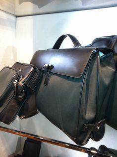 Combi Canvas Leather