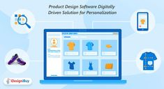 Product design software is solution that allows you to customize products through simple and inexpensive software plug-ins on websites. It is an efficient, effective, fast and reliable way to ensure that customers get the best possible customization and that the company has the necessary tools to manage a successful ecommerce website.