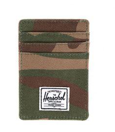 Herschel Supply Raven Wallet - Camo