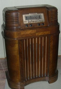79 Best Console Radios Vintage Images In 2012 Antique