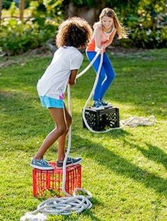 32 Fun DIY Backyard Games To Play (for Kids U0026 Adults!