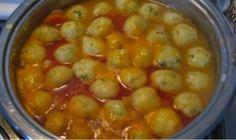 Recepty - Strana 2 z 100 - Vychytávkov Czech Recipes, Russian Recipes, Ethnic Recipes, Soup Recipes, Cooking Recipes, Dumplings For Soup, Recipe Scrapbook, Cooking Light, What To Cook