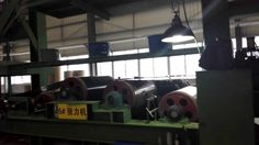 Shanghai Xiaojin Industrial Co., Ltd  mill's PPGI productive process