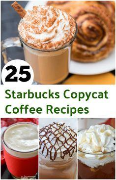 25 Copycat Starbucks