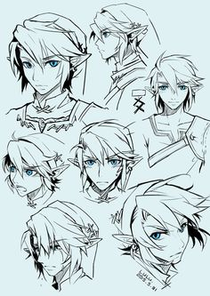 The Legend of Zelda: Twilight Princess / Link /