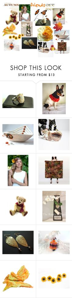 """Autumn Perfect Gift Ideas"" by anna-recycle ❤ liked on Polyvore featuring modern, rustic and vintage"