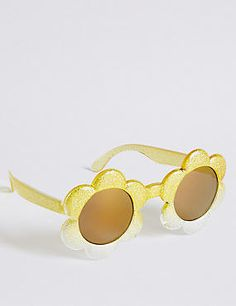 Youngers' Novelty Floral Sunglasses