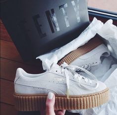 0abe827e9dc7 Rihanna Fenty Shoes by Puma Rihanna Pumas