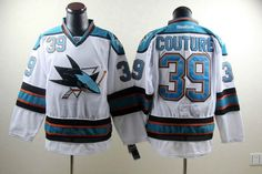 San Jose Sharks #39 Logan Couture White NHL Jerseys want it!