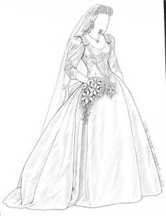 Beautiful Bridal Gowns of the 1980s by Brenda Sneathen Mattox