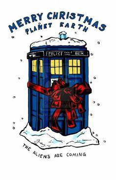 Merry Christmas planet earth