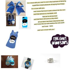 """you can say I like the fault in our stars lol"" by kayleeb-1997 on Polyvore #watch #watches"