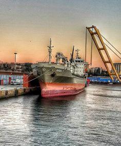 Haydarpasha harbour-İstanbul-Turkiye