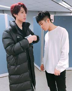 Sf9 Jaeyoon and Dawon
