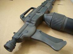 The ALIENS M240 Incinerator