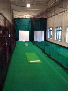 13 best batting cage business images indoor batting cage baseball rh pinterest com
