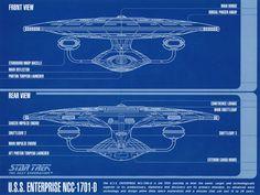 Star Trek Blueprint Collection