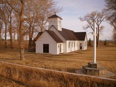 country churches | have a thing about country churches especially old ones with a ...