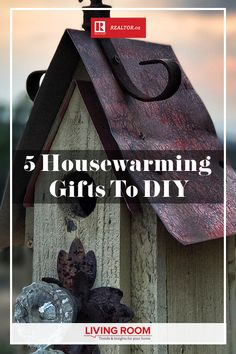 Housewarming Gifts With a Personal Touch