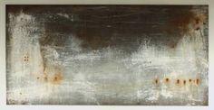 "Saatchi Art Artist Christian Hetzel; Painting, ""rusty marks"" #art"