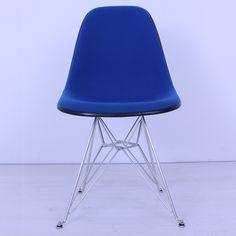 Fab | Eames DSR Chair Blue Black