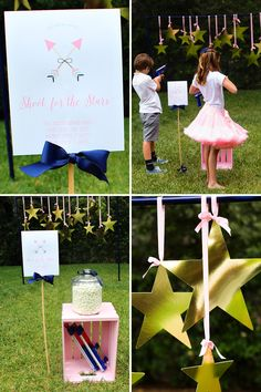 Inspirational Bows & Arrows Birthday Party {Girl Power!}