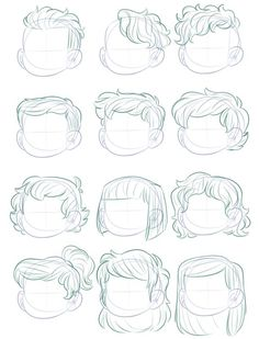 hair sketching - hair sketch - hair sketch tutorial - hair sketch easy - hair sketches girl - hair sketch tutorial step by step - hair sketch male - hair sketch anime - hair sketching