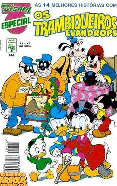 Disney Especial - 144 : Os Trambiqueiros