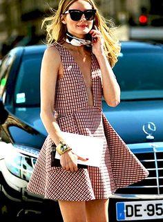 Paris Street Style HC A/W 2015