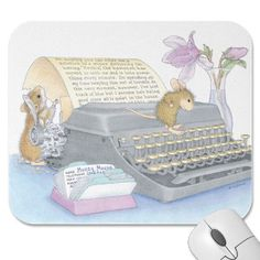 """""""Mouse Pad 9 x 8 x 1/4"""" from House-Mouse Designs (PAD-2000-3). This item was recently purchased off from our web site, www.house-mouse.com. Click on the image to see more information."""