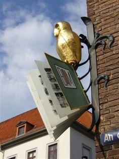 Lünebuch, my favourite bookstore in Lüneburg, Germany