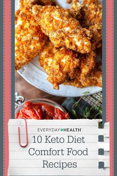 Don't miss out on your favorite #comfort foods just because you're on the #keto diet!