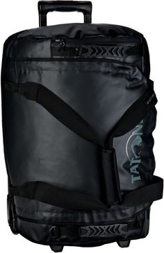 Tatonka Barrel Roller M Black - Rollenreisetasche